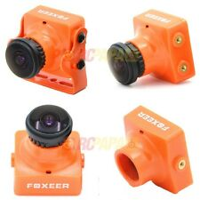 Foxeer Night Wolf 0.0001 Lux StarLight CCD Camera HS1193 for FPV Race PAL Orange