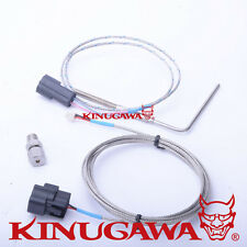 Kinugwa Exhaust Temperature Sensor & Harness 1050 ℃ DEFI TRUSTs APEXIs Greddy