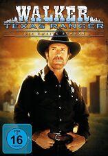 CHUCK NORRIS - WALKER TEXAS RANGER S2 MB  7 DVD NEU