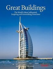 TIME Great Buildings: The World's Most Influential, Inspiring and Asto-ExLibrary