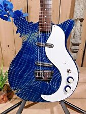DANELECTRO DC '59 / '59M / BLUE ALLIGATOR ! - Display Model SAVE $