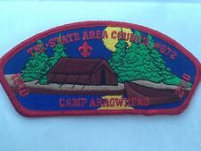 Mint CSP Tri State Area Council TA-23 100th Anniversary Camp Arrowhead