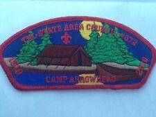 Mint CSP Tri State Area Council TA-23 100th Anniversary Camp Arrowhead