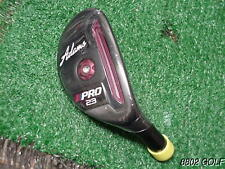 New Tour Issue Adams Idea Pro 23 degree Hybrid Head  .370