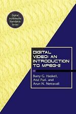 Digital Video: An introduction to MPEG-2 (Digital Multimedia Standards Series)