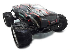 MONSTER ELETTRICO BRUSHLESS 1/8 RADIOCOMANDATO OFF-ROAD 4WD RTR RADIO 2.4GHZ