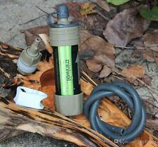 MINIWELL WATER FILTER PURIFICATION SURVIVAL STRAW LIFE CAMPING TRAVEL HIKING