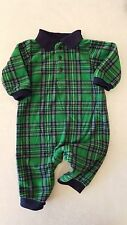3-6 Month Plaid Outfit Winter Infant Long Sleeve Clothes