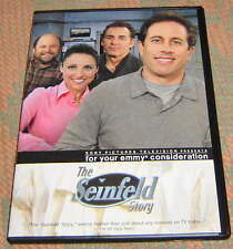 THE SEINFELD STORY 2005 DVD ~ Behind the Scenes, Very Rare