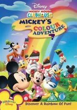 Mickey Mouse Clubhouse: Mickey's Colour Adventure - DVD Region 2