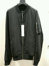 jacket FLIGHT BOMBER RICK OWENS RU15S4791/ZL sz.50 price 1272euro