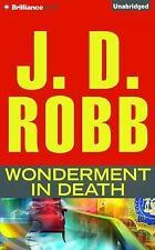 In Death: Wonderment in Death by J. D. Robb (2016, CD, Unabridged)