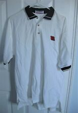 DALE EARNHARDT JR. #8 POLO STYLE SHIRT SIZE LARGE NEW AMERICAN COTTONS