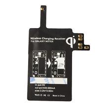 Qi Drahtlos Ladung Receiver ПРИЕМНИКUnterstützung NFC für Samsung Anhang 4 N9100