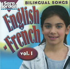 Bilingual Songs: English-French: Vol 1 by Tracy Ayotte-Irwin (CD-Audio, 2003)