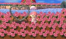 [ACNL] 100 FLOWERS OF YOUR CHOICE (100 FLEURS) ANIMAL CROSSING NEW LEAF