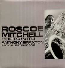Mitchell Roscoe, Duets with Anthony Braxton Sackville LP
