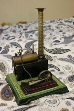 Vintage Gebruder Bing Stationary Steam Engine Marklin Dampfmaschine