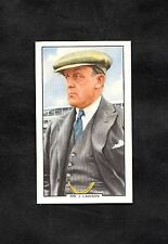 1938 Gallaher Ltd Cigarette Card Racing scene No30 Mr J.Lawson