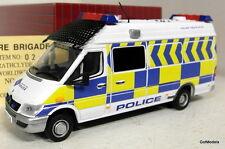 Fire Brigade models 1/43 Scale 02-09 Mercedes Sprinter Strathclyde Police van