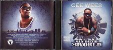 !@#$ Cee Wee3 - San Diego 3World Rap G-Funk Ecay Uno Mooch Massive !@#$