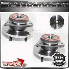 TWO 1999 - 2004 JEEP GRAND CHEROKEE FRONT WHEEL HUB BEARING ASSEMBLY ALL MODEL