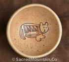 Native American PotteryBear bowl-By Hopi artist Colleen Poleahla.303