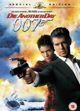 DIE ANOTHER DAY DVD, 2003 EDITION - 2 DISC SET - SPECIAL EDITION