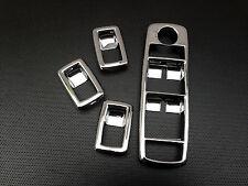 07-12 Mercedes X164 GL, W251 R,chrome window power switch frame cover trim, 4pcs