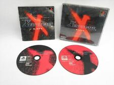 XENOGEARS Item Ref/ccc PS1 Playstation Japan Game p1