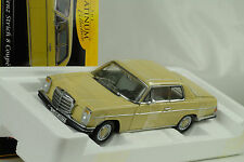 1973 mercedes-benz w115/8 Coupe Yellow arce amarillo 1:18 Sun Star OVP