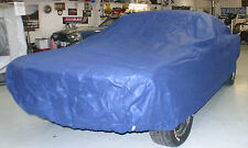 Mercedes SL Pre1990  Soft Fleece Indoor Car Cover Blue Soft & Breathable