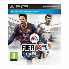 PS 3 - EA SPORTS : FIFA 14 - FACTORY SEALED - SHIPS FREE - $18.95