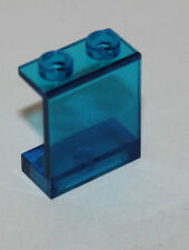 Lego 4864b trtblue panel panel 1x2x2 6453 6520 7-28