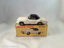 Dinky Toys no. 526 Mercedes 190 S.L. 24 H ovp