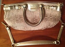 NWOT Coach Madison Limited Edition Sophia Bone Cream Ivory Satchel