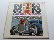 THE BEACH BOYS   ORIGINAL 1963 U.S.A. LP  32 LITTLE DEUCE COUP