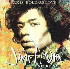 Axis: Bold as Love by Jimi Hendrix/The Jimi Hendrix Experience (CD, Sep-1993)
