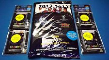 Panini Adrenalyn Champions League 2012/13 Starterpack + 4 Limited Blister OVP