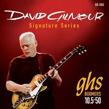 GHS GB-DGG Dave Gilmour Signature Nickel Plated Electric Guitar Strings X6 Sets