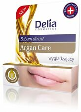 DELIA SOOTHING LIP BALM ARGAN CARE FOR CRACKED LIPS MOISTURIZATION