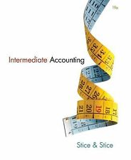 Intermediate Accounting by Stice, Earl K.; Stice, James D.