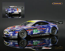 Aston Martin Vantage Art Car Le Mans 2013 Mücke/Dumbreck/Turner Spark Model 1/18