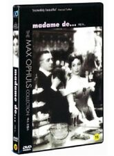 Madame de... (1953, Max Ophüls) DVD NEW