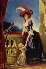 498027 Louise Elisabeth De France Adelaide Labille Guiard A4 Photo Print