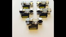 5 x 10mm MINI GAS LEVER STOP VALVE COMPRESSION ISOLATOR ISOLATION TAP SHUT OFF