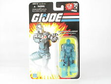 GI Joe 25th Anniversary Wraith Clear Variant Action Figure MOSC Sealed New