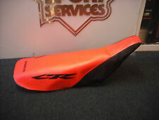 (Evo) CR125 1997 fits CR250 92-96 Seat Cover Nuclear/Neon Red OEM Style CR 125