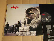 THE STRANGLERS - AURAL SCULPTURE - LP - EPC 26220 - HOLLAND 1984 - (g+ - vg-/g+)