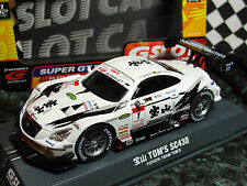 GSLOT TOYOTA #1 TEAM TOM'S SC430 1:32 JAPANESE BNIB NOW DISCONTINUED